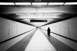Powell Bart Station, San Francisco