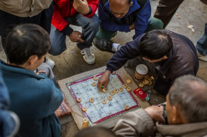 Chinese Checkers, Chinatown, SF